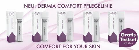 NEU im Sortiment Dermia Comfort