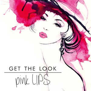 GET THE LOOK: Pink Lips