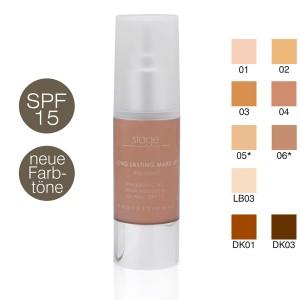LONG-LASTING MAKE-UP LB03 - light beige