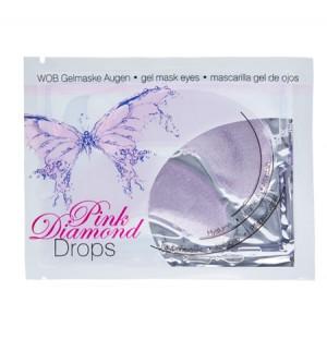 WOB Gelmaske Pink Diamond Drops 8x 2 Stück