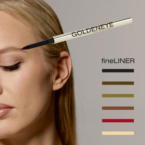 Goldeneye fineLiner - Warm Brown