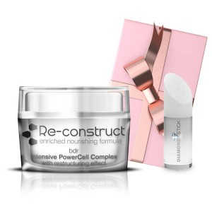 Re-construct enriched nourishing formula + GRATIS DIAMOND STICK