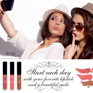 X- Fix Lips Lippenfarbe in 3 Nuancen
