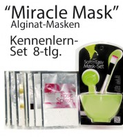 """Miracle Mask"" Alginat-Masken Kennenlern-Set"