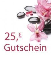 Gutschein 25,- Euro