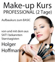 Ausbildung zum Visagist PROFESSIONAL (2 Tage)