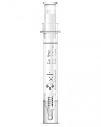Re-fine pore minimizing fluid complex