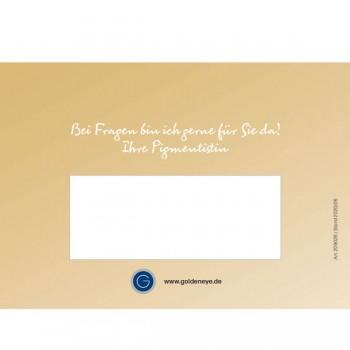Goldeneye Flyer Heilungsverlauf 25St.