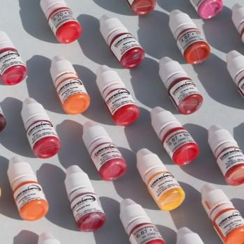 "Pigmentierfarbe ""Coloressense"" Kennenlern-Set LIPPEN"