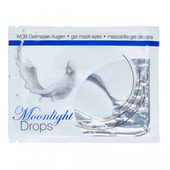 WOB Gelmaske Moonlight Drops - 8 Stück