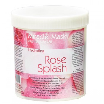 """Miracle Mask"" Alginat-Maske Rose Splash"