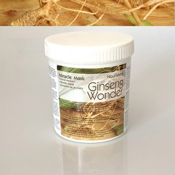 """Miracle Mask"" Alginat-Maske Ginseng Wonder"