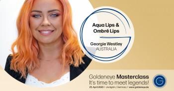 Goldeneye int. Masterclass 24.-25. April 2020