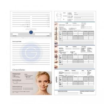 Kundenkartei Permanent Make-up