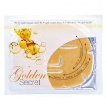"WOB Gelmaske Face ""Golden Secret"" 3 Stück"