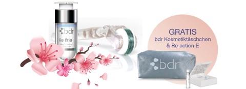 Frühlingskur für die Haut