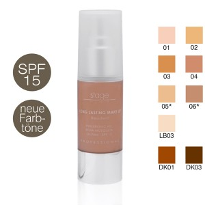LONG-LASTING MAKE-UP 03 - beige pure