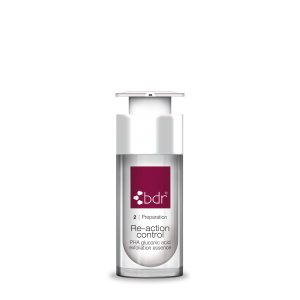 Re-action control PHA gluconic acid