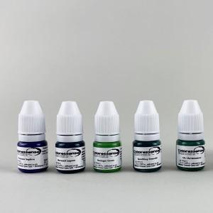 "Pigmentierfarbe ""Coloressense"" Eyeliner Collection"
