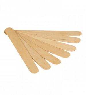 Holzspatel für Wachsepilation