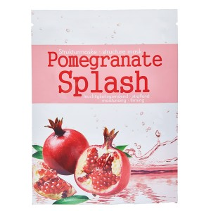 WOB Pomegranate Splash Strukturmaske