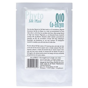 Phyto Silk Mask Co Enzym Q10