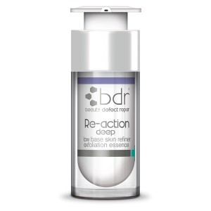 Re-action deep low base skin refiner exfoliation essence