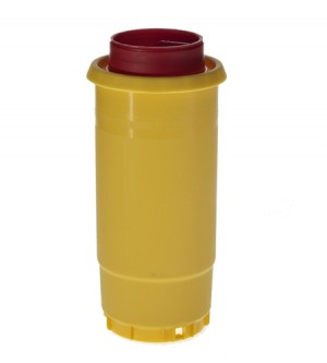 Nadel-Recyclingbox 1 Stück