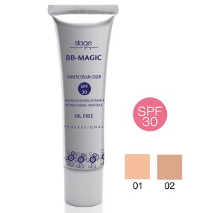 BB-Cream Magic 02 LSF 30 6in1