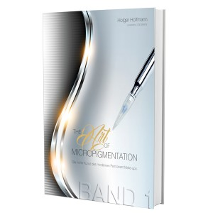 Buch The Art of Micropigmentation - Fachbuch Band 1