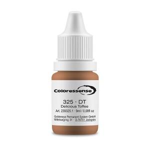 Coloressense 3.25 Delicious Toffee - 9 ml Flasche