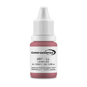 Coloressense 4.81 Lavish Lips - 9 ml Flasche