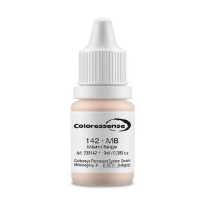 Coloressense 1.42 Miami Beige - 9 ml Flasche
