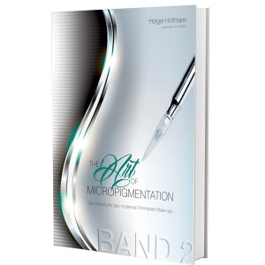 Buch The Art of Micropigmentation - Fachbuch Band 2