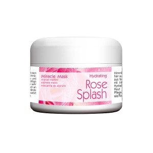 """Miracle Mask"" Alginat-Maske Rose Splash - 200ml"