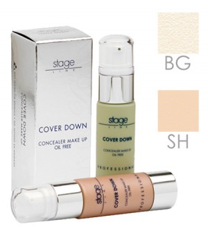COVER DOWN Spenderflasche 30 ml