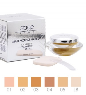 ANTI AGE  MOUSSE MAKE-UP Tiegel 30 ml Fb. 05