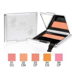 VELVET BLUSH CP powder pink